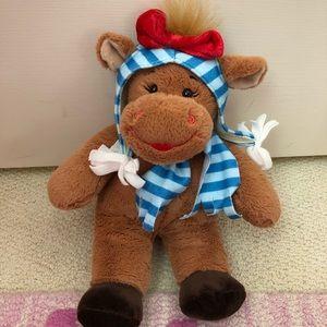 Ultra Rare Mini Holly Moose Build a Bear